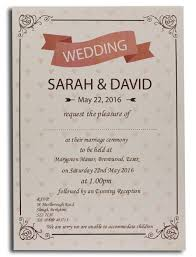 Single Card Wedding Invitations English Single Sheet Wedding Card 2 Sqs18 0 55 Special