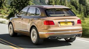 bentayga bentley photo collection bentley bentayga rear