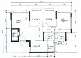 Hdb Flat Floor Plan by New Hdb Bto Flat How Do You Connect Your Home Fiber Network