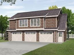 garage with living space above two bedroom carriage house plan 22104sl architectural designs