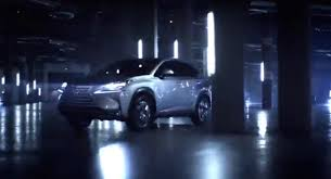 lexus night lexus returns to super bowl with nx ad video