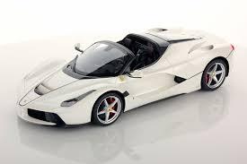 cars ferrari white 1 18 ferrari mr collection models
