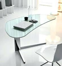bureau metal et verre bureau metal et verre petit bureau design bureaux pour l int rieur