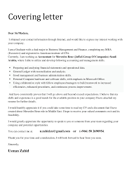 I Have Attached My Resume Covering Letter Usman Zahid