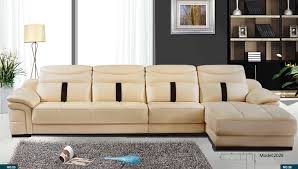 Steam Clean Sofa by Home Sofa Latest Modern Design Leather Sectional Sofa L Shaped
