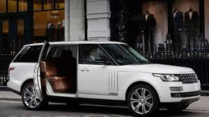 luxury range rover is an even plusher range rover halo model on the way autoweek