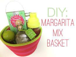 margarita gift basket diy margarita mix basket ashes wine