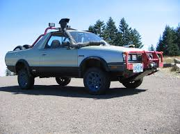 subaru brat for sale 1985 subaru brat information and photos momentcar