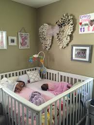 Crib That Converts To Twin Size Bed by Crib For Twins Or Multiples U2026 Pinteres U2026