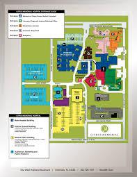 campus map citrus memorial hospital inverness fl