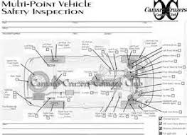 100 vehicle check sheet template commercial vehicle