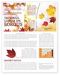 fall newsletter template cerescoffee co