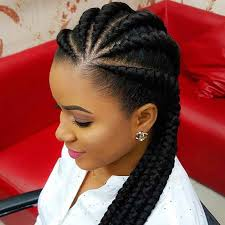 cornrow hairstyles for black women with part in the middle 21 best protective hairstyles for black women stayglam