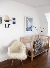 Decorate Nursing Home Room by Baby Nursery Inspiring Baby Room Decoration With Light Brown Maple