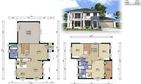 Two Story Home Designs Awesome Two Storey Plan Pictures Architecture Plans 29040