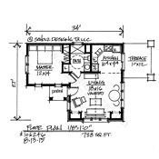 Plans For A 25 By 25 Foot Two Story Garage House Plans U0026 Design Blueprints Search Design Basics