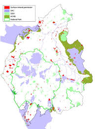 where is wales on the map onshore mineral resource maps planning mineralsuk