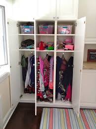 bedroom closet storage ideas ceiling tall narrow closet wardrobe
