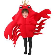 halloween crab amazon com toddler king crab halloween costume size 2 4t clothing