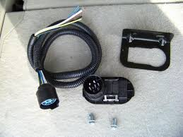 installing a 7 blade rv connector on a ford expedition blue oval