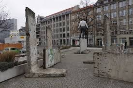 berlin wall sections balanceakt sculpture berlin wall sections picture of