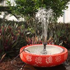 unique outdoor water fountains chinese bowl fountain backyard