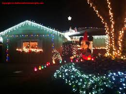 Rosemont Christmas Lights Best Christmas Lights And Holiday Displays In Rancho Cordova
