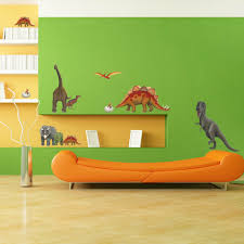 dinosaur sticker collection economy size create a dinosaur wall dinosaur collection economy size wall decals stickers combo