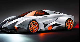 futuristic cars drawings awesome new concept car lamborghini egoista single seater youtube
