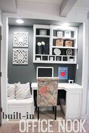 basement office remodel turn your empty closet into something magical with these ideas