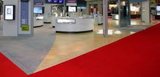 Affordable Laminate Flooring Tradeshow Flooring For Budget Minded Exhibitors Exhibit City News