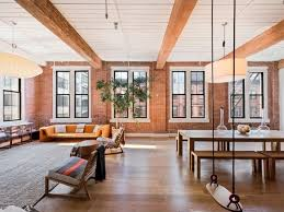 Living Room Meaning Dumbo Massive Loft Natural Light Gets Whole New Meaning