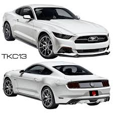 tail light smoke kit mustang complete front and rear light tint kit with 50th anniversary