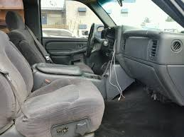 2002 Silverado Interior Salvage Title 2002 Chevrolet Silverado 4dr Ext 4 3l 6 For Sale In