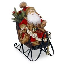 Santa Claus In Helicopter Christmas Decoration by Santa Christmas Yard Decorations Outdoor Christmas Decorations