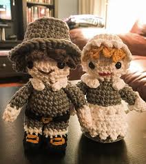 246 best crochet thanksgiving autumn fall images on