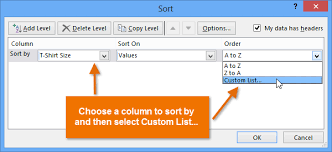 excel 2013 sorting data full page