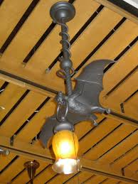 Bat Light Fixture The House On Hill Rejuvenation In The Flesh