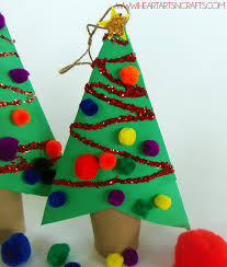 cardboard ornament craft