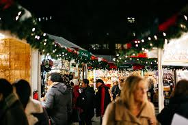Christmas Decorations Shop Nyc by Best Holiday Markets In Nyc For Skating Shopping And Snacking