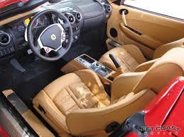 f430 interior 2008 f430 spider for sale rosso corsa f1