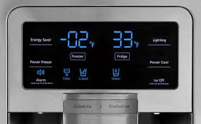 fridge red light usability why does the fridge thermostat have an inverted scale
