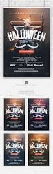 37 best flyers halloween templates images on pinterest
