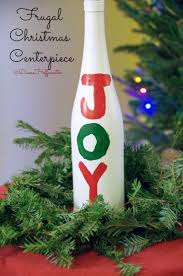 the 25 best wine bottle christmas centerpiece ideas on pinterest