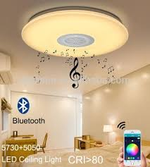 colour changing led ceiling lights kitchen ceiling light 24w rgbw colour changing bluetooth speaker
