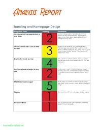 website evaluation report template fresh website evaluation report template microsoft powerpoint
