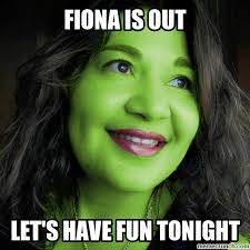 Drag Queen Meme - queen shrek
