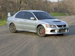 mitsubishi lancer evo modified mitsubishi lancer evolution ix technical details history photos