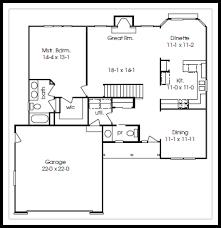 carrington cape cod floor plan