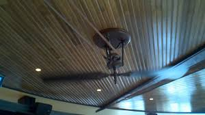 pulley driven ceiling fans astonishing pulley driven ceiling fans a brewmaster from fanimation